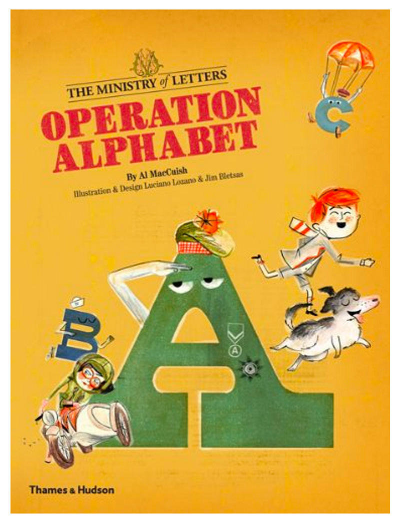 Operation Alphabet by the Ministry of Letters