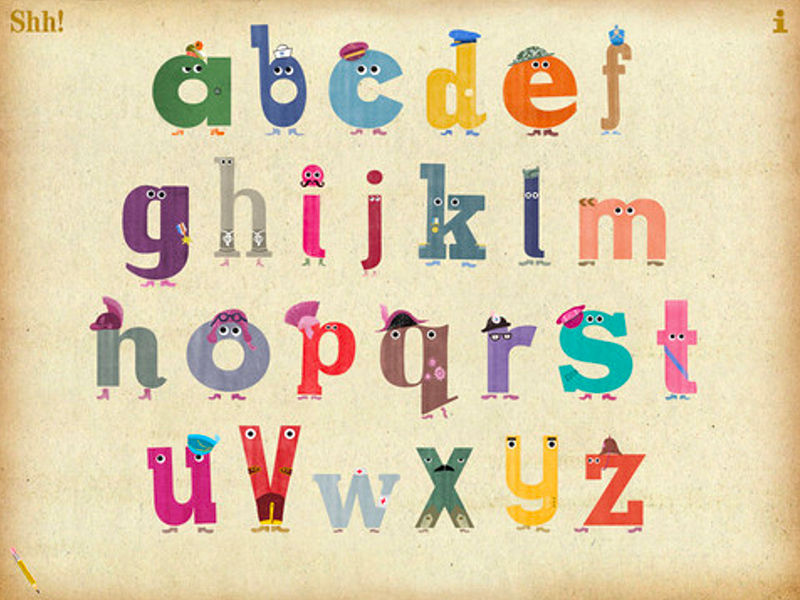 The Singing Alphabet by the Ministry of Letters
