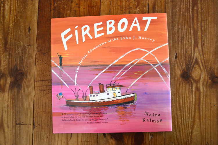 Fireboat - A September 11th story