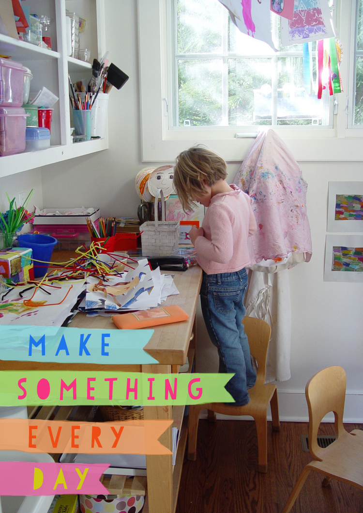 make something every day
