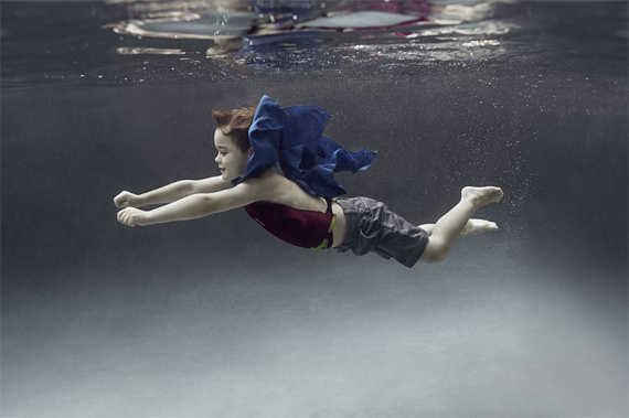 underwater photography by Alix Martinez