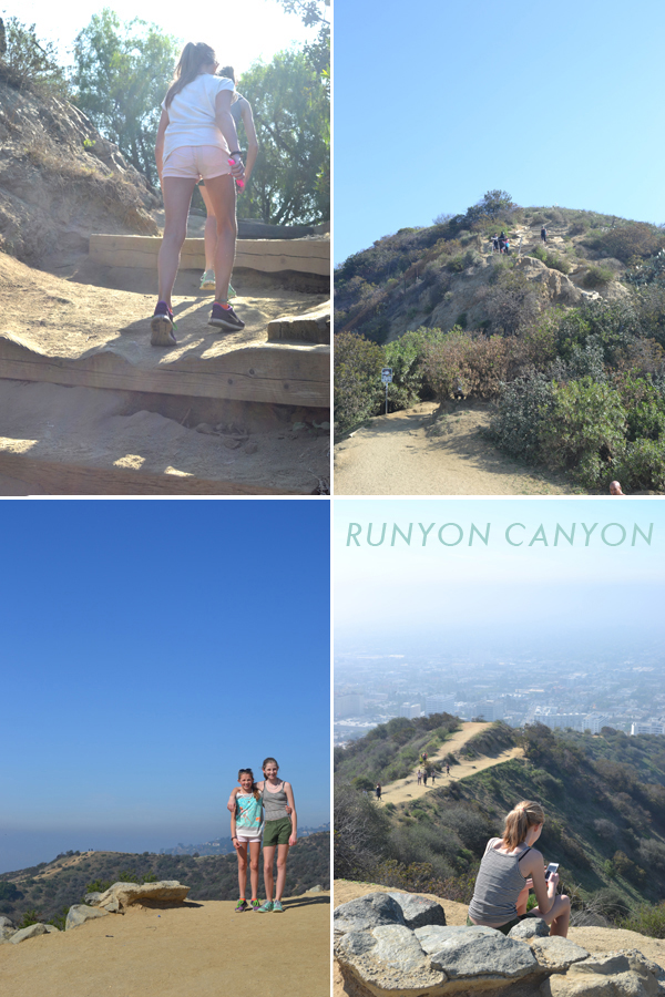 runyon canyon :: hiking in LA