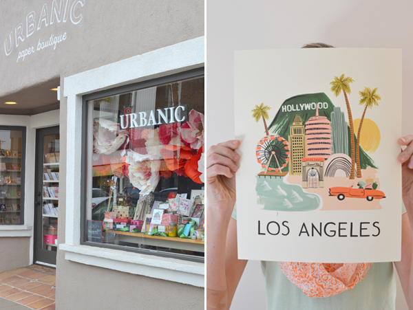 urbanic on abbot kinney :: our trip to LA