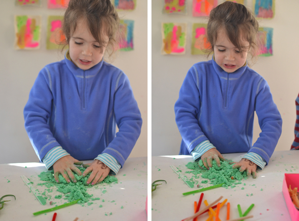 Recipe from Fun at Home with Kids book