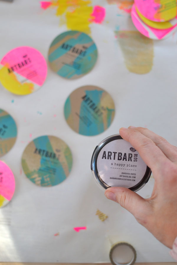 ALT Summit 2015 + DIY Business Cards - ARTBAR