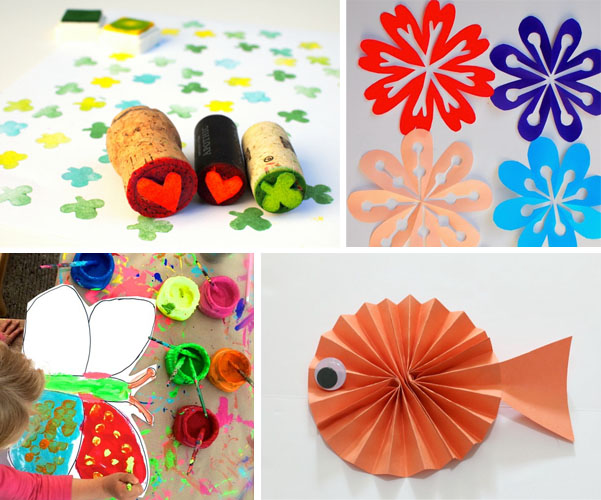 The Best Summer Art Camp Ideas For Kids CRAFT IDEAS
