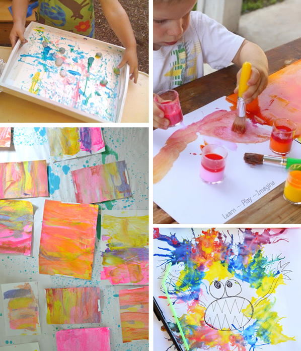 The Best Summer Art Camp Ideas For Kids More PAINTING IDEAS