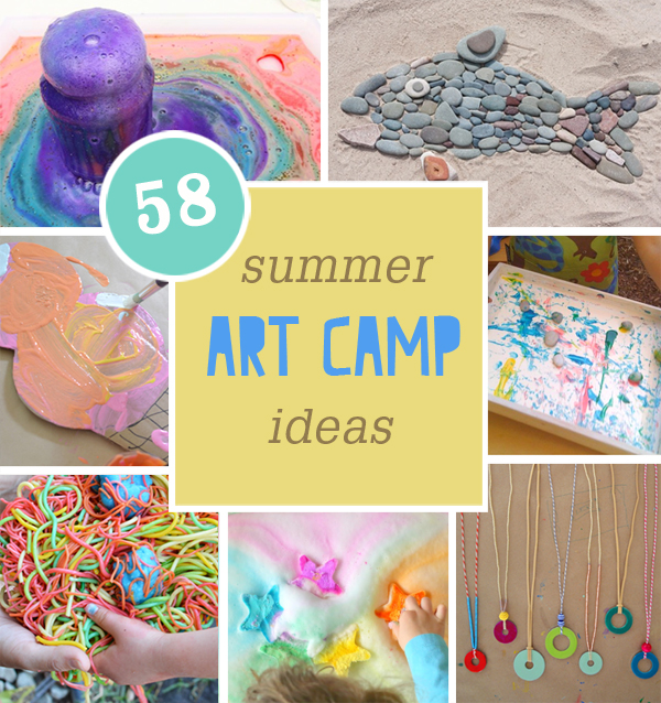 58 Summer Art Camp Ideas - ARTBAR