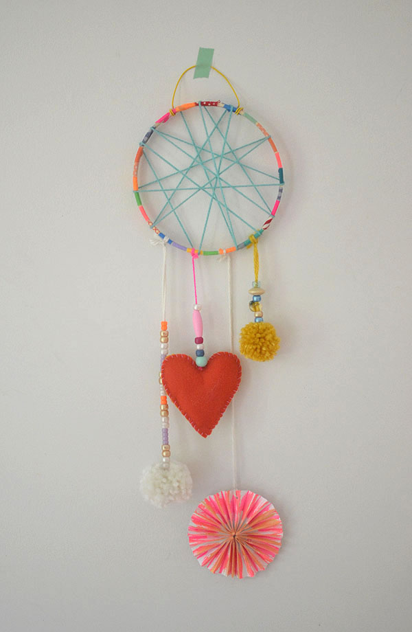 Dream Catchers For Children DIY Dream Catchers Made by Kids ARTBAR 22