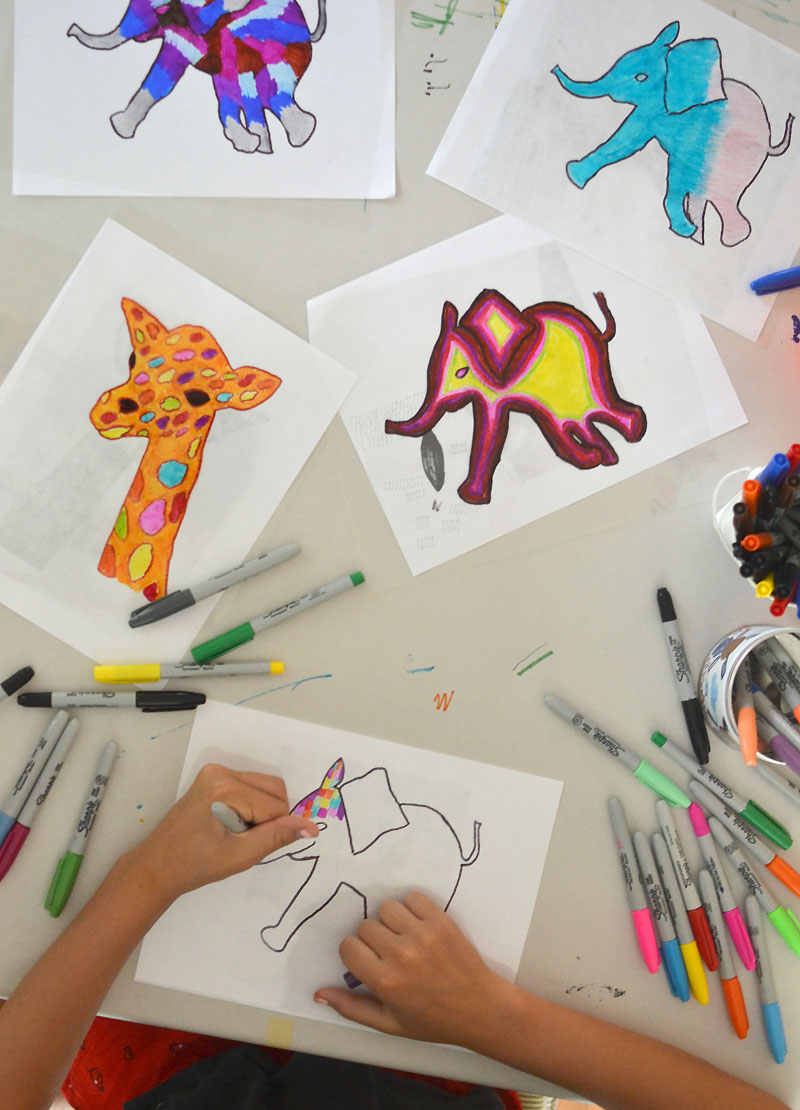 Tracing develops fine motor skills and boosts confidence. Plus, it's so fun!