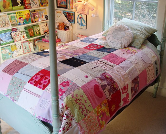 Little Girl Quilt