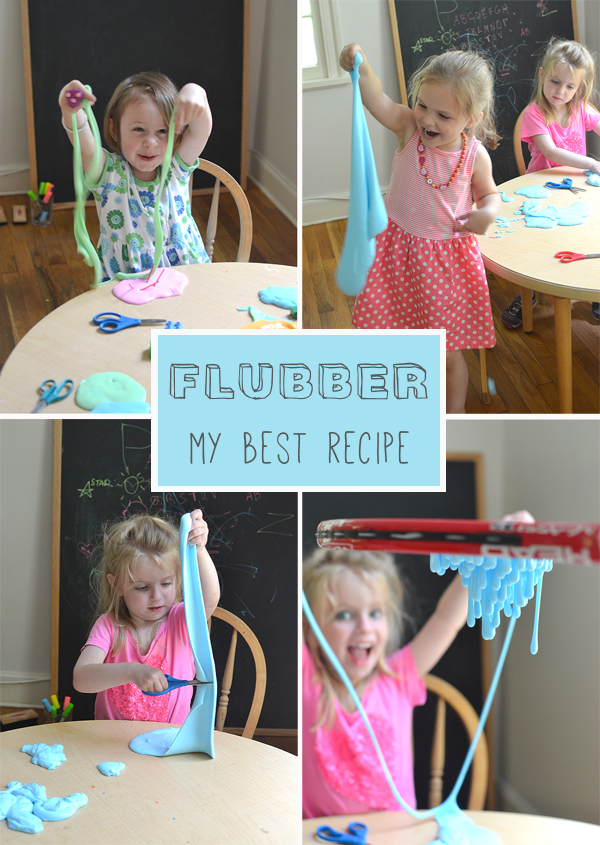 All time favorite flubber recipe