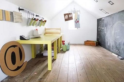 A Kids Art Room