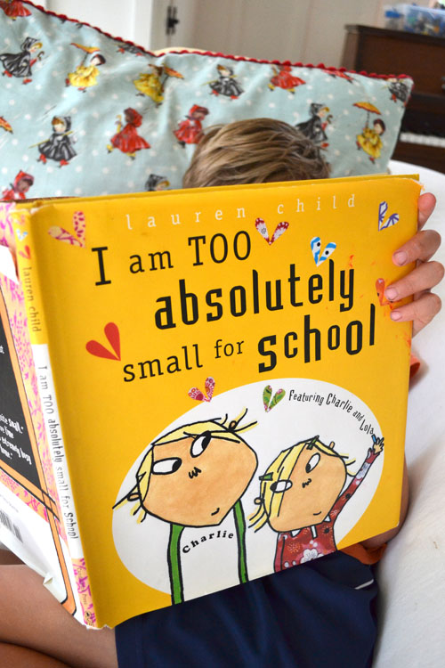 Favorite Back-to-school Books