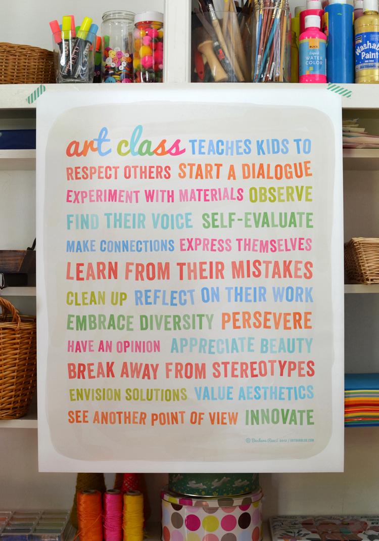 Why Art in School Matters