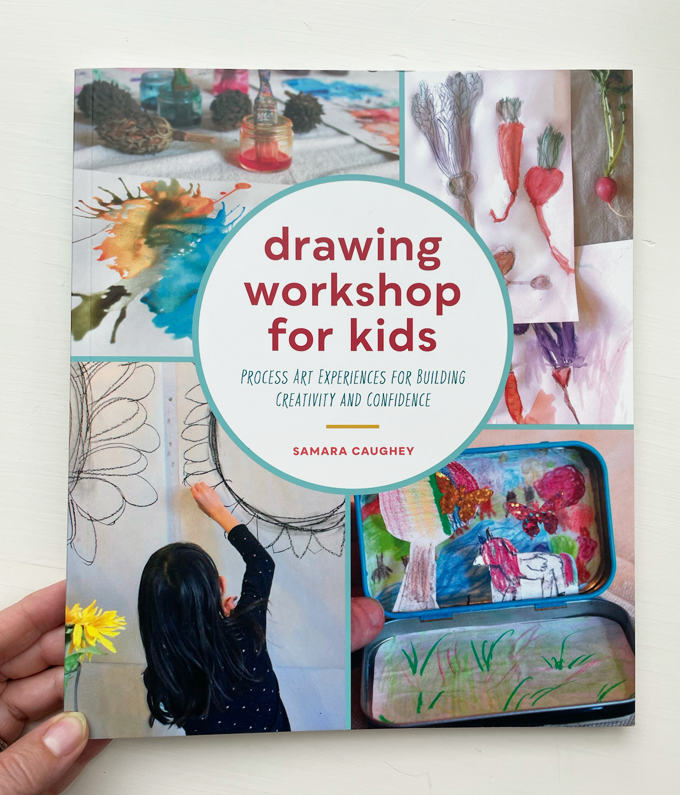 Drawing Workshop for Kids, by Samara Caughey