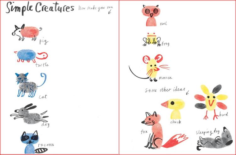 Christmas art and craft ideas thumbprint - On Pinterest Fingerprints Fingerprint Art And Fingers