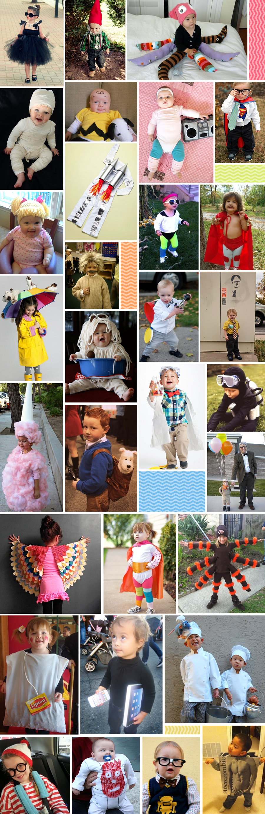 31 of the best homemade Halloween costumes for kids
