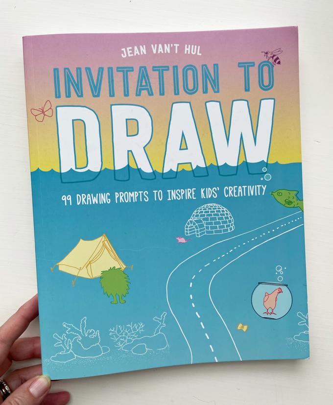 Invitation to Draw, by Jean Van't Hul