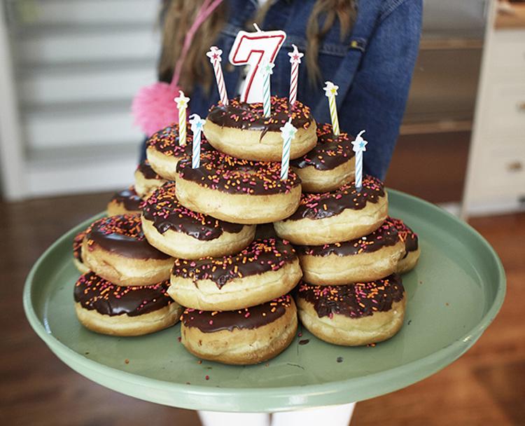 Donut Cake Awesomeness!