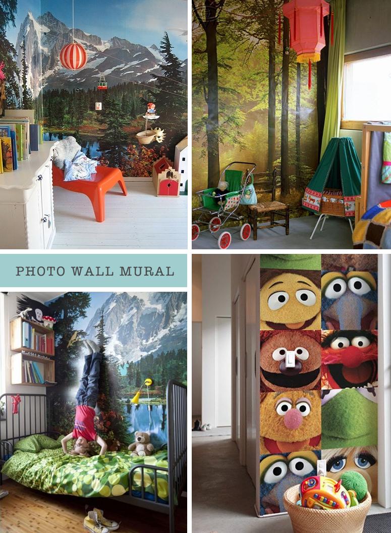 photo wall murals artbar mountains