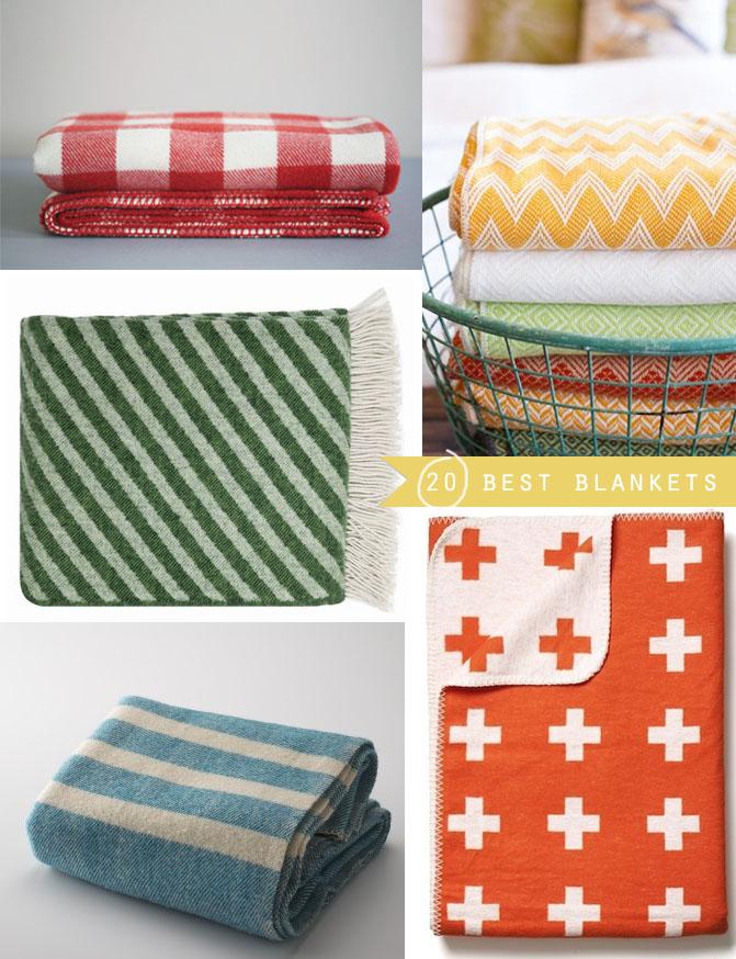 Best Blankets {favorite 20}