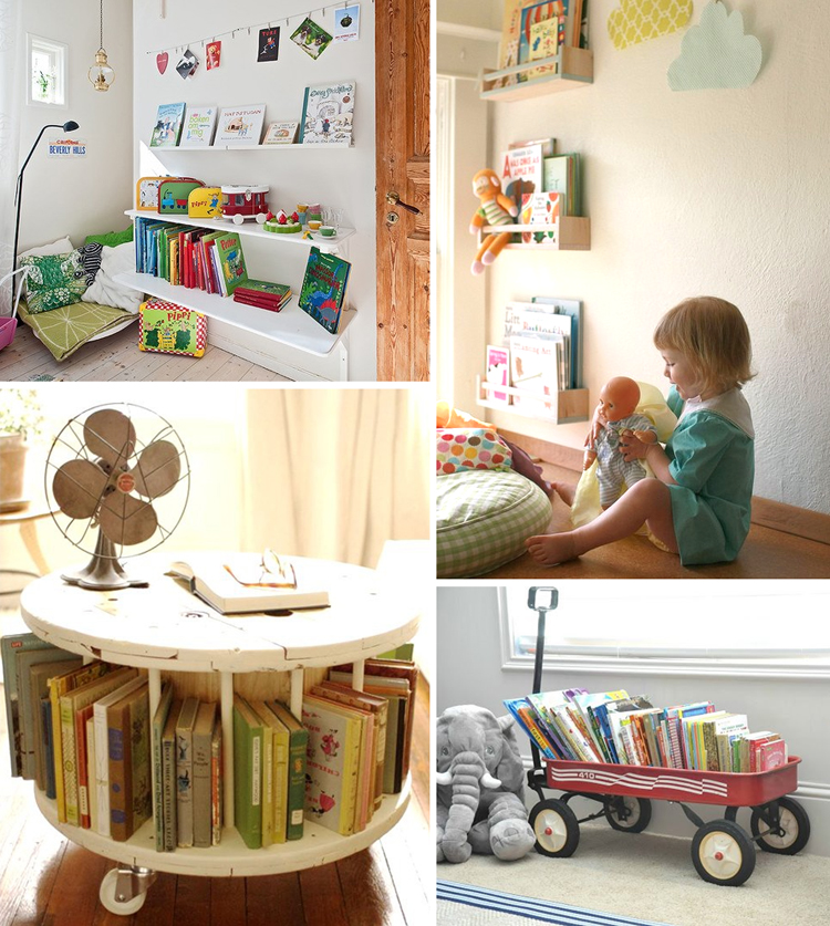 Create A Comfortable Reading Nook With These 10 Seating Ideas: Book Nooks {24 Ideas}
