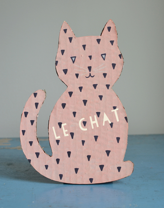 templates included ~ make these animals from any paper or cardboard and paint or collage