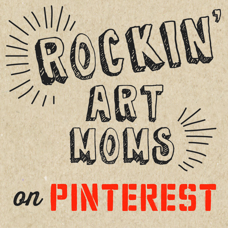 12 Rockin' Art Moms unite to create a collaborative board providing you with awesome art projects for kids. We believe in the power of creativity as a necessary part of kids' lives. Rock on!