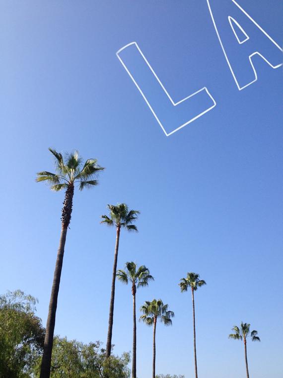 Our Trip to LA LA Land