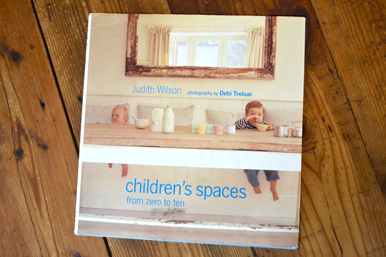 Best book on children's spaces with a Scandanavian feel.