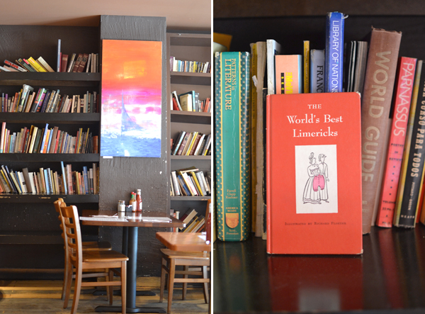 novel cafe in westwood :: our trip to LA