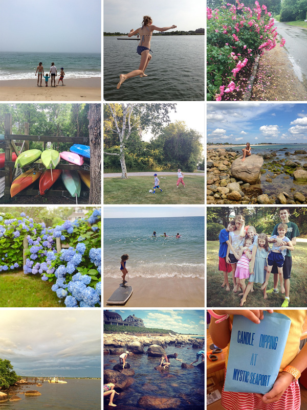 Rhode Island Summers
