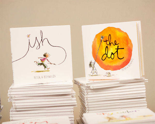 Ish and The Dot by Peter H. Reynolds