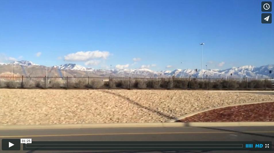 a short iPhone movie of ALT 2015 in Salt Lake City