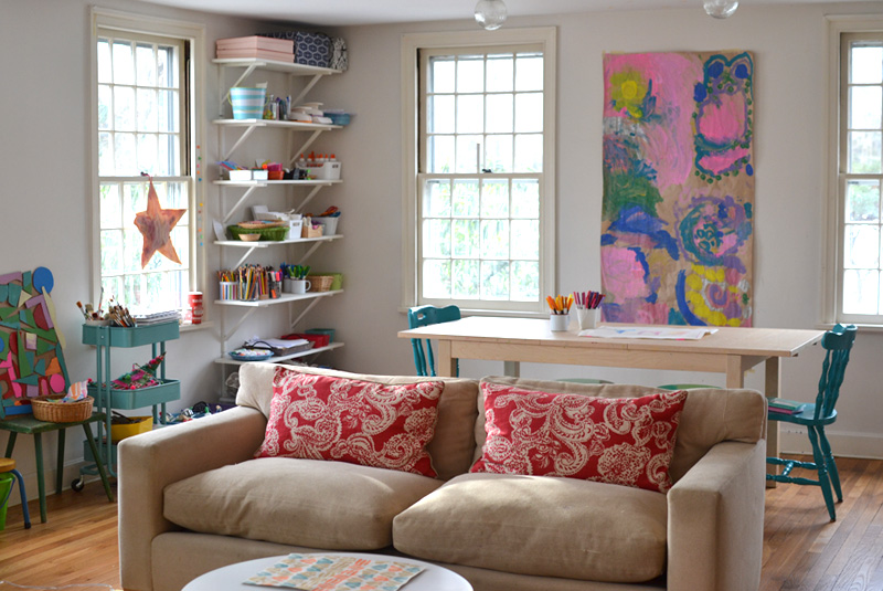Our Connecticut Home on Design Mom