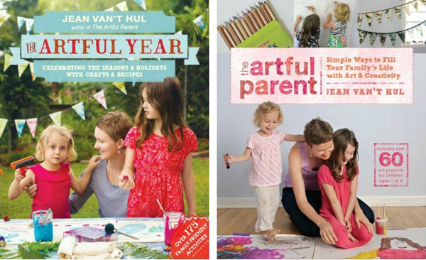 Books by Jean Van't Hul of The Artful Parent