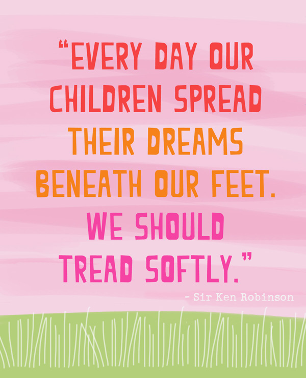 Some Educational Quotes: Some Words From Ken Robinson, Educator