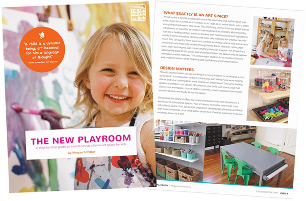 The New Playroom ~ ebook by Meghan Schiller