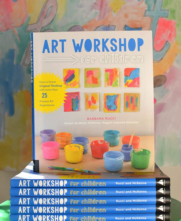 Art Workshop for Children by Barbara Rucci