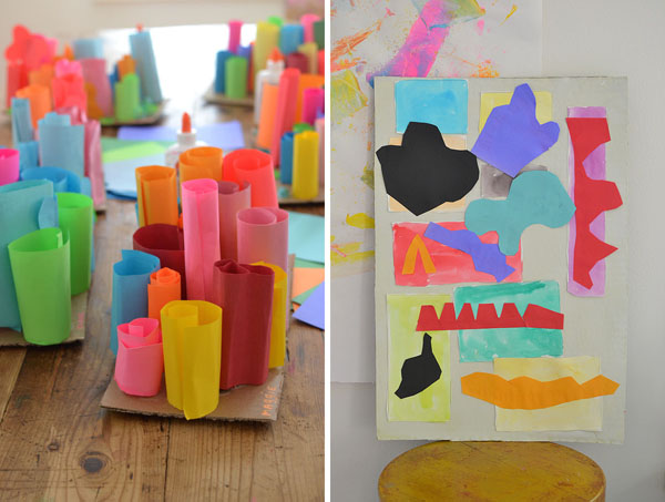 Art Bar Blog's best posts of 2015, including lots of DIYs and art with children
