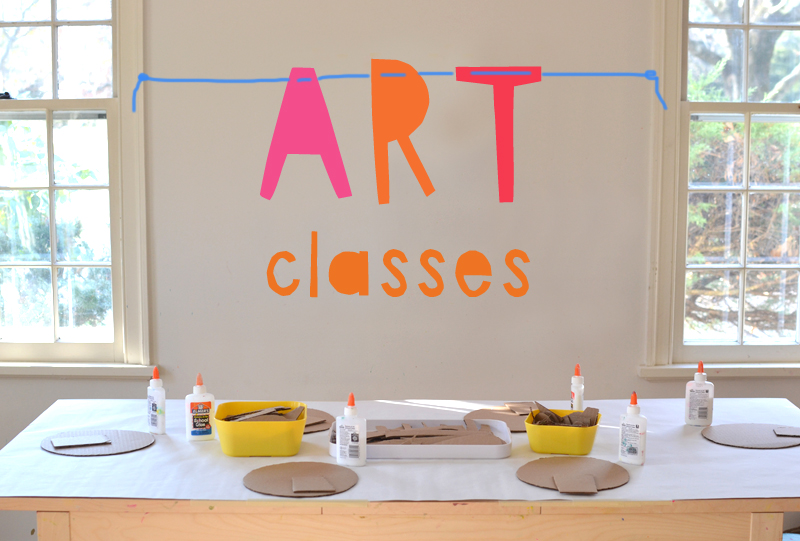 At Bar is an art studio for children, providing them with authentic opportunities to make and create.