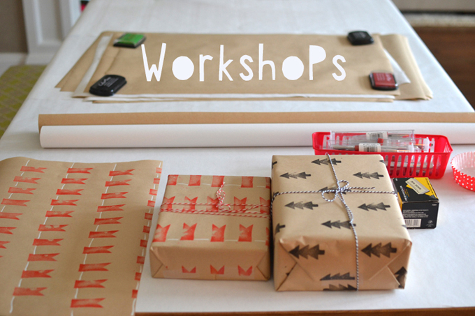 Art Bar studio in Connecticut provides craft workshops for teens and adults. I come to you!