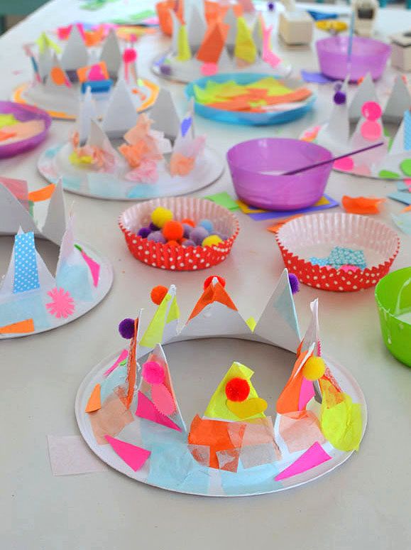 Easy Playgroup Craft Ideas