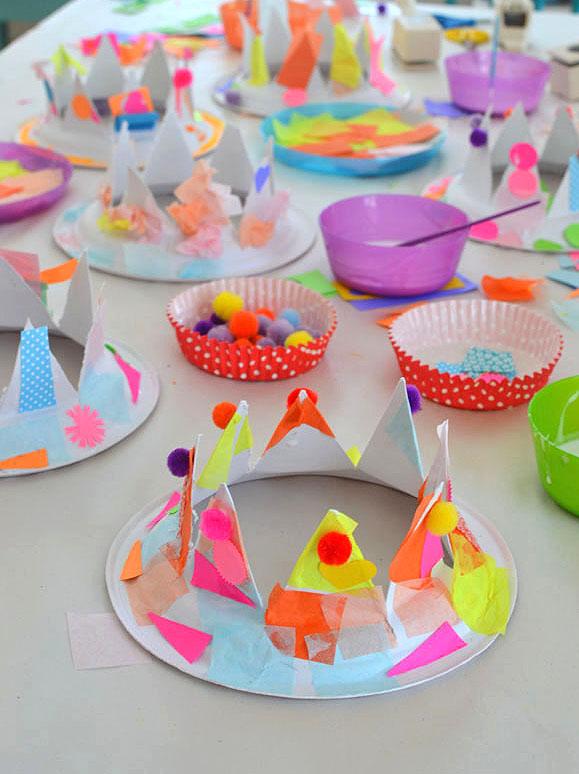 Crown Crafts Preschool