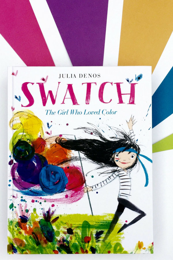 A vibrant picture book featuring an irrepressible girl names Swatch, whose passion is color. This book will inspire your young artist to find and create new colors.