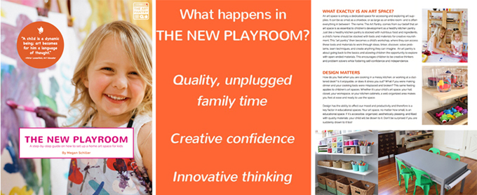 The NEw Playroom, e-book by Megan Schiller