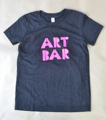 Art Bar T-shirt for children