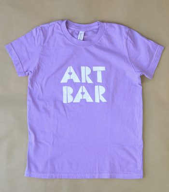 Art Bar T-shirt for children