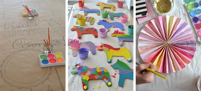 Art Bar is an art studio for children in Connecticut, providing them with authentic opportunities to make and create.Birthday parties also provided in your home for children ages 3-teens. Taught by Barbara Rucci.